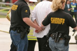 Your Rights Before a DUI Arrest - Sheriff Arresting DUI Suspect