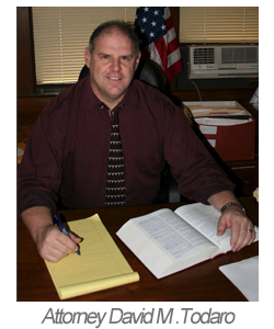 DUI Attorney David M Todaro - Stark County, OH - DUIAttorney.com