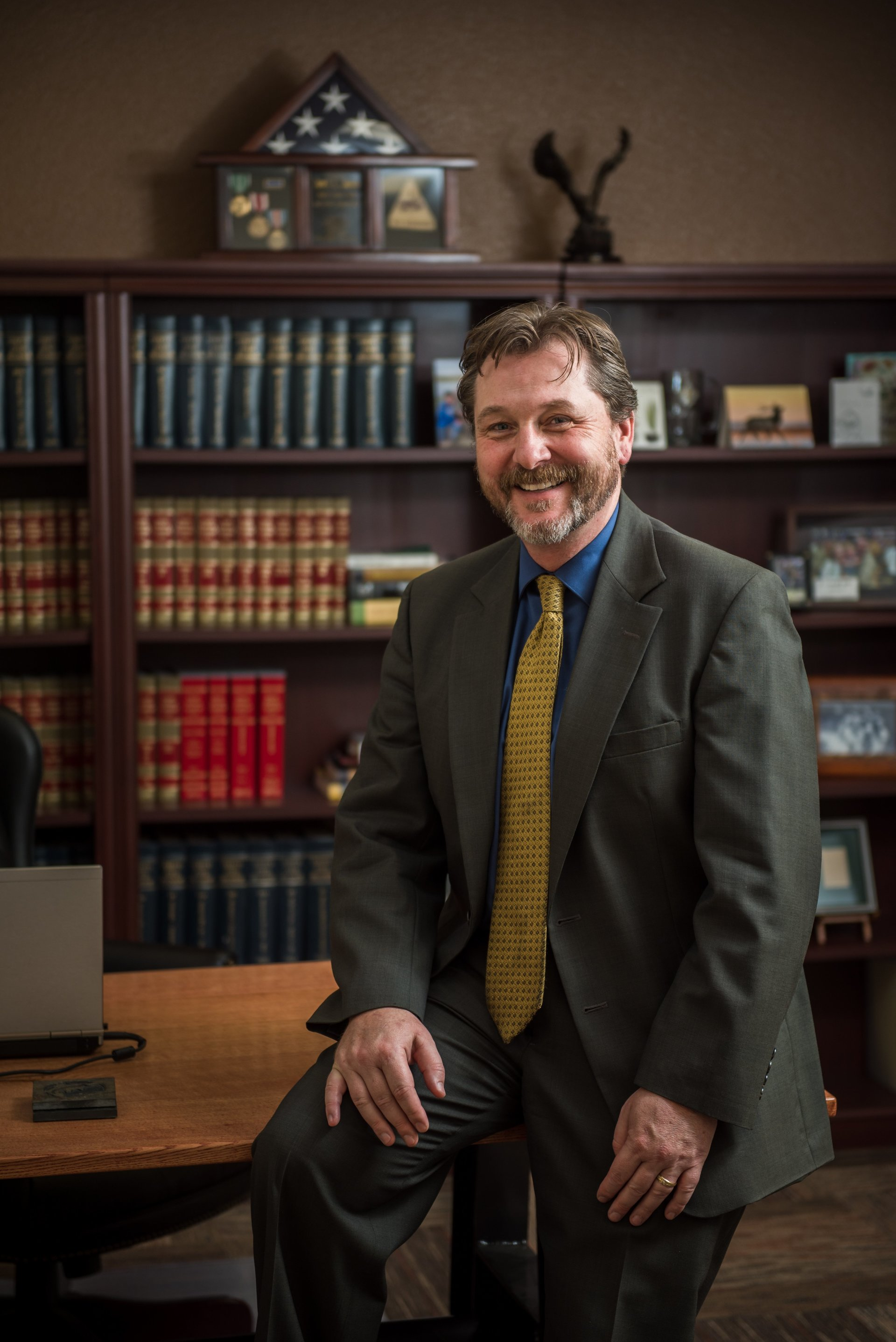 DUI Attorney Jim Sword - Pennington County, SD - DUIAttorney.com